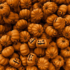 free halloween orange background pumpkin halloween pumpkins ipad air wallpaper retina ipad wallpapers