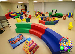 what a great soft indoor play area which our customer posted