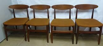 G Plan Dining Chair Set Of 4 Retro Teak Dining Chairs G Plan Vintage 60s 70s