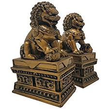 foo lions for sale temple lions foo dogs asian feng shui
