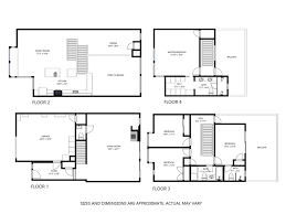 San Francisco Floor Plans 124 Lily Street San Francisco Home For Sale Sold For 3 250 000