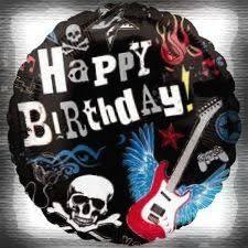 imagenes feliz cumpleaños rockero ideas y pensamientos de cumpleaños para una amiga rockera fotos
