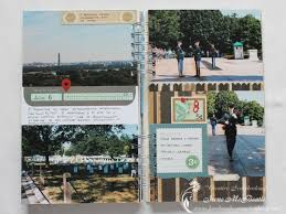 Washington travel photo album images Travel album usa trip creative scrapbooking jpg