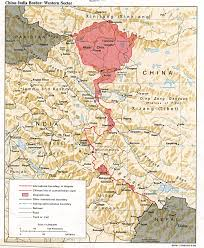 Map Of Nepal And India by