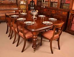 Antique William IV Mahogany Dining Table  Chairs C At Stdibs - Mahogany kitchen table