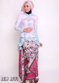 contoh gambar kebaya 20 model model baju kebaya bahan batik yang sedang tren model baju