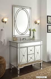 mirrored vanity u0026 mirror set