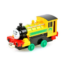 vehicle toys tomas friends railway train metal magnetic yellow