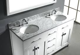 Bathroom Vanity Cabinets With Tops Appealing White Double Sink Bathroom Vanity Cabinets U2013 Parsmfg Com