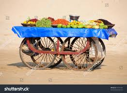 indian cart indian fruit cart stock photo 34147459 shutterstock