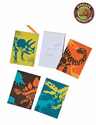 dinosaur party favors dino dig notepads dinosaur party favors