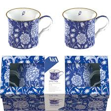 china gifts william morris tulip bone china mugs gifts