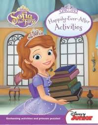 9781472349200 disney junior sofia happily