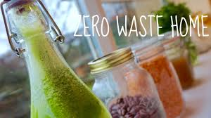 zero waste home essentials youtube