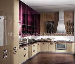 China High Gloss Acrylic Kitchen Cabinets - Kitchen cabinet from china