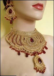 new fashion necklace designs images New indian fashion bridal jewellery design 2015 12 jpg