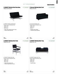 Reception Desk Size kanar kconcept furniture catalog 2016 page 10 11 created
