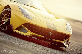 ferrari gold gold rush with 766ps dmc ferrari f12 soulsteer