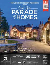 Walker Home Design Utah by 2014 Salt Lake Parade Of Homes Magazine By Utah Media Group Issuu