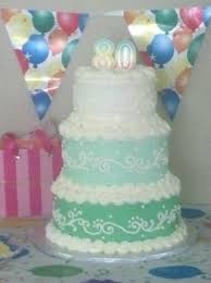 80th birthday cakes happy 80th birthday cake picture of betty cakes cake shop dade