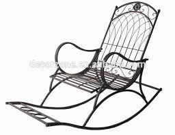 inexpensive antique metal garden rocking chairs buy rocking