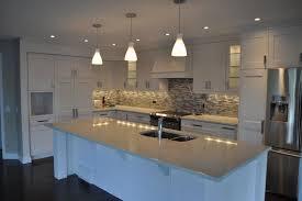 white kitchen cabinets pros and cons sparkling white quartz countertop for your kitchen design