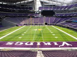 map us bank stadium us bank stadium seating chart new vikings stadium guide chicago