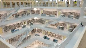 stuttgart city library a library in stuttgart accidentalwesanderson