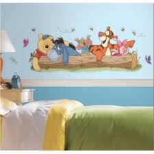 deco chambre winnie l ourson décoration chambre enfant winnie l ourson de disney sur decodereve