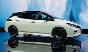 stanced nissan leaf 2017 tokyo motor show highlights autonxt