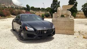 used maserati ghibli 2017 maserati quattroporte first drive review
