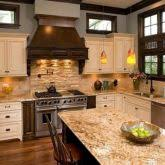 Painting Kitchen Cupboards Ideas 67 Modern Cream Painted Kitchen Cabinets Ideas Round Decor