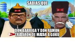 Don Ramon Meme - sabas que r r don barriga don ramon trataronde tar ago meme on me me