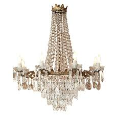 Antique Chandeliers For Sale Antique Chandelier With Crystals Thesecretconsul Com