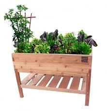 stylish garden and patio unique stone planter box for decoration