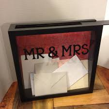 wedding wishes shadow box i want one of these wedding cards box 12x12 shadow box then