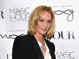 uma thurmans hair in kill bill uma thurman claims quentin tarantino strangled and spat on her