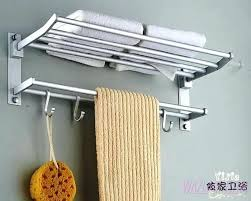 Shelves For Towels In Bathrooms New Bathroom Towel Shelves And Brilliant Bathroom Storage Ideas
