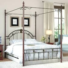 Wood Canopy Bed Frame Wood And Metal Canopy Bed Wood And Metal Canopy Bed Cheap Wood