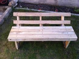 138 best pallet bench images on pinterest pallet bench diy