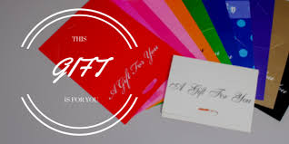 how to make gift cards design inspiration plastic printers gift cards