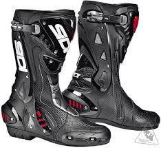 motorcycle footwear mens sidi st air men u0027s vented motorcycle boot twistedthrottle com