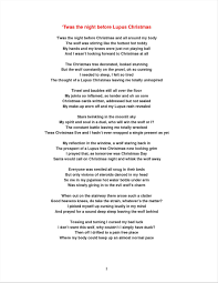 twas the night before christmas poem parodies temasistemi net