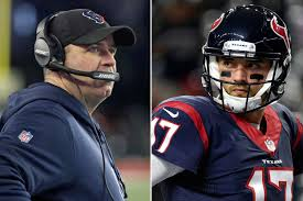 Texans      last straw  Brock Osweiler     s eruption at having to play     New York Post Texans      last straw  Brock Osweiler     s eruption at having to play   New York Post