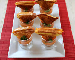 Lake Lure Cottage Kitchen - tuscan tomato soup and grilled cheese sandwich appetizers lake