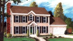colonial house plans colonial style house plans