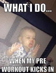 Pre Workout Meme - 25 mejores im磧genes sobre pre workout funnies en pinterest