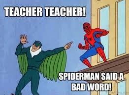 Retro Spiderman Meme - 52 hilarious spiderman memes