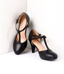 Comfortable Heels For Dancing 1930s Style Shoes For Women