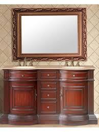 62 inch bathroom vanities